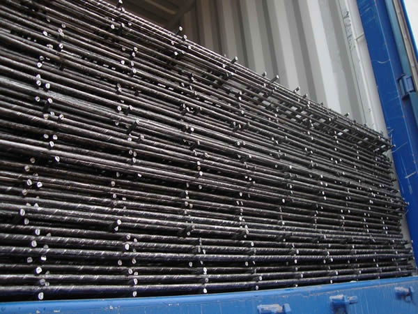 Concrete Reinforcing Mesh Panel Also Called Steel Bar