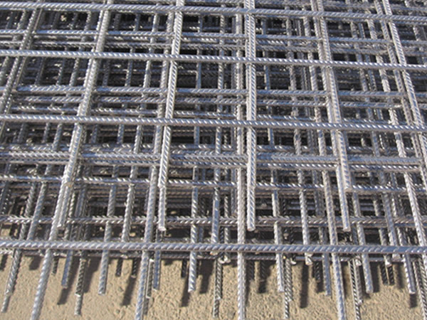 Concrete Welded Reinforcing Mesh Is A Welded Wire Fabric